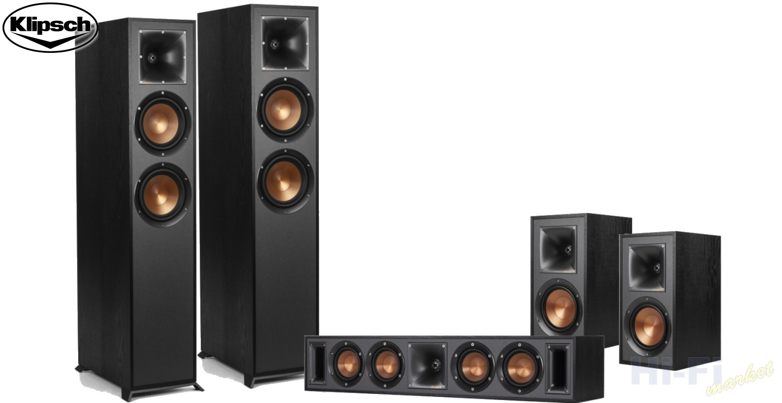 KLIPSCH R-620F set 5.0 Advanced