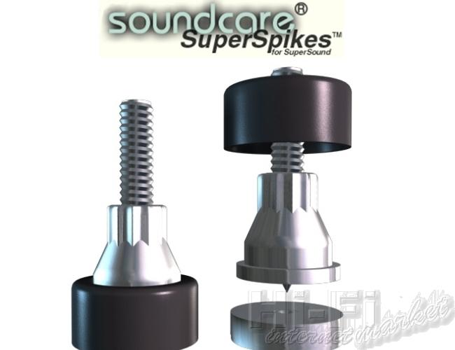 SOUNDCARE Spike M6