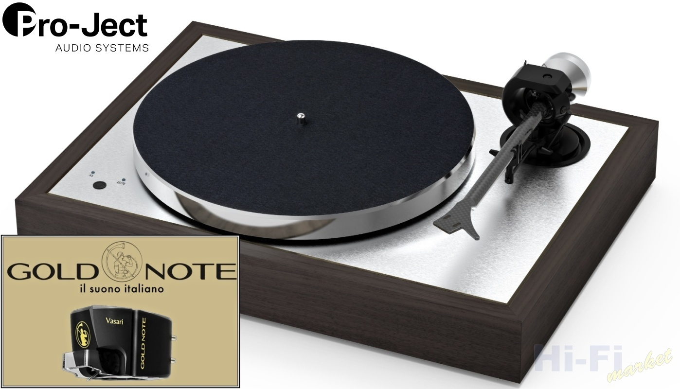 Pro-Ject The Classic EVO Gold Note