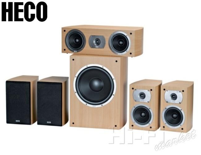 HECO Victa Prime 202 set 5.1