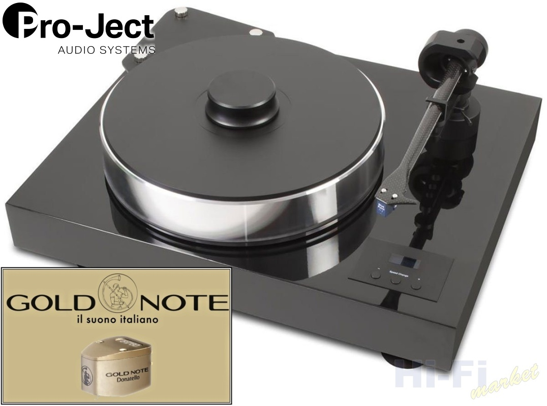Pro-Ject Xtension 10 Gold Note