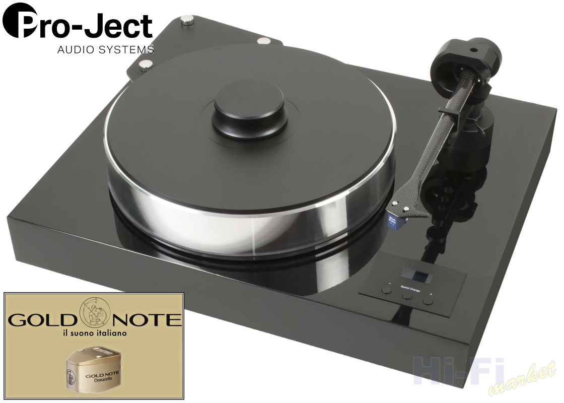 Pro-Ject Xtension 12 Gold Note ořech